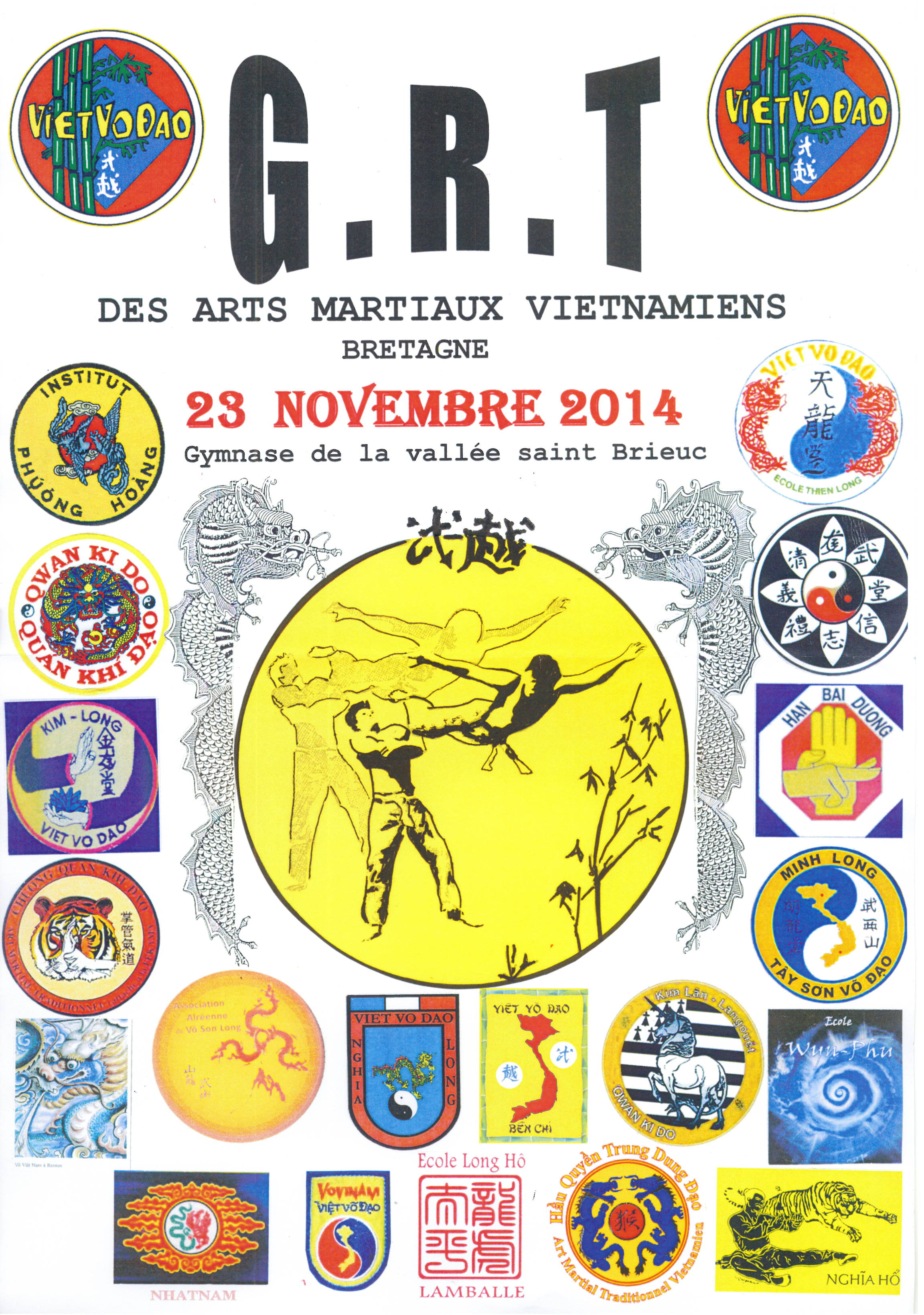 Grand Rassemblement Traditionnel AMV 2014