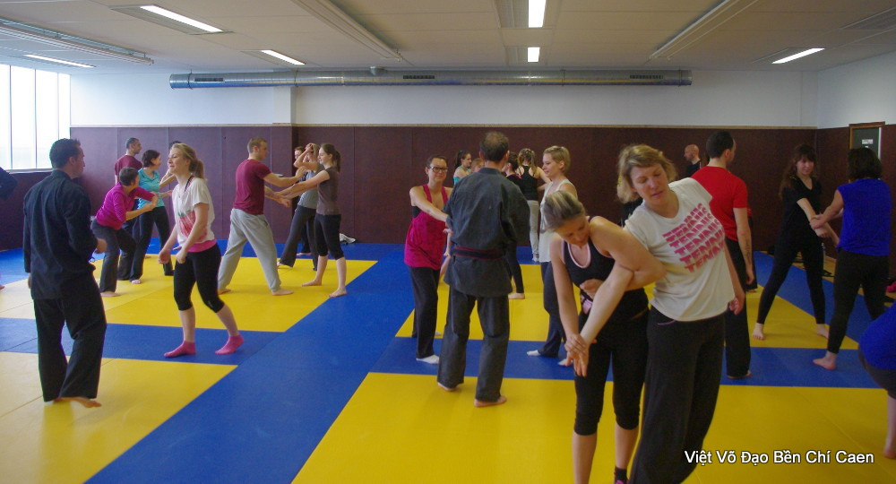 Stage Self Defense Vo Tu Ve Caen